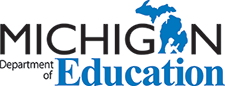 Michigan Department of Ed Logo